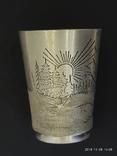 Рюмочки Серебро 925* 4 штуки фото 2