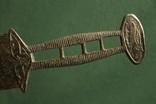 Скифский акинак в зверином стиле (тип чертомлык), фото №5