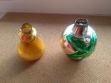 Пара ёлочных игрушек СССР, фото №11