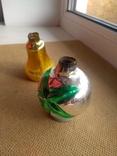 Пара ёлочных игрушек СССР, фото №13