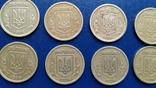 1 гривна 1996. 10 шт. НБУ., фото №6