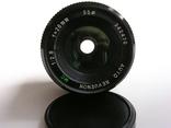 Revuenon MC 2,8/28 для Canon FD,Япония., фото №6