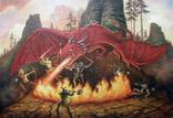 """""""Битва с пурпурным драконом"""", фото №2"""