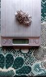 Серебрянная цепочка 18.5 грамм., фото №3