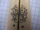 Щипцы для растяжки перчаток .слоновая кость, фото №7