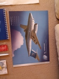 Набор с конференции завод Антонова авиация самолет АН, фото №2