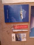 Набор с конференции завод Антонова авиация самолет АН, фото №5