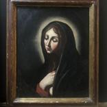 Старинная картина, XVIII век, фото №2