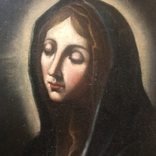 Старинная картина, XVIII век, фото №3