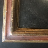 Старинная картина, XVIII век, фото №8