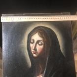 Старинная картина, XVIII век, фото №12