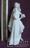 Скульптура- Девушка. Золушка на балу. Пластик - полиуретан СССР 60-е годы., фото №8