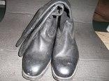 Сапоги хромовые.43 размер.СССР., фото №3