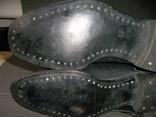Сапоги хромовые.43 размер.СССР., фото №7