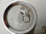 Браслет кристалы Swarovski серебро 925, фото №5