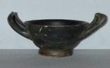 Килик чернолаковый, Аттика, 5 - 4 в.в. до н.э., фото №2
