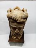 Статуетка з кості ,,Memento mori,,, фото №10
