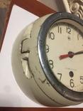 Корабельные часы СССР антимагнитные, фото №4
