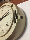 Корабельные часы СССР антимагнитные, фото №12