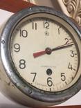Корабельные часы СССР антимагнитные, фото №13