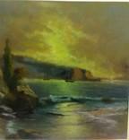 Морской пейзаж., фото №2