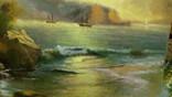 Морской пейзаж., фото №5