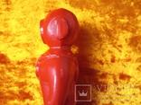 Игрушка-погремушка.Водолаз СССР., фото №7