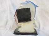 Часы и статуэтка Дельфины, фото №6