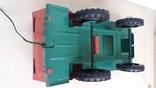 Игрушка самосвал грузовик металлический СССР., фото №7