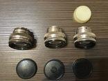 3 объектива юпитер 8 м, фото №4