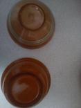 4 глибокі розписні тарілки, фото №4