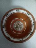4 глибокі розписні тарілки, фото №6