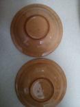 4 глибокі розписні тарілки, фото №8