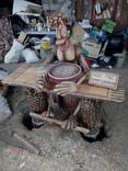 Женщина с косой, фото №6