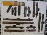 Остатки моделирования, зап.части, фото №9