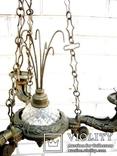 Стара люстра в реставрацію №-1, фото №4