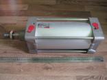 Пневмоциліндр CAMOZZI 60M2L125A0170, фото №2