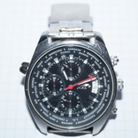 Часы для лётчиков AVIATOR Traveller Collection., фото №4