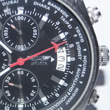 Часы для лётчиков AVIATOR Traveller Collection., фото №12
