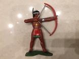HEIMO оригинал клеймо из коллекции Индейцы ковбои гдр 11, фото №2