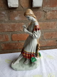Девушка с ромашкой СССР, Полонное, фото №5