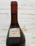 1981 Travaglini Gattinara 0.750L  12.5%vol., фото №4