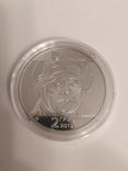 Лот із 10 монет НБУ 2019 року 5 шт. Малевич та 5 шт. 100 років капеллі Думка, фото №6