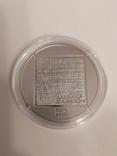 Лот із 10 монет НБУ 2019 року 5 шт. Малевич та 5 шт. 100 років капеллі Думка, фото №7