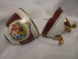 Большая шкатулка - яйцо - Франция? - высота 15,5 см., фото №6