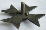 Полковик 137 Нежинский полк Белый металл, фото №11
