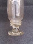 Старинная фигурная бутылка, фото №4