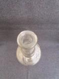 Старинная фигурная бутылка, фото №5