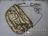 Вечерняя сумочка (кольчужка), фото №2