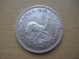 Південно-Африканська Республіка 5 шилінгiв, 1949, фото №3
